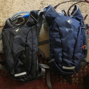 Bags - hiking hydration packs